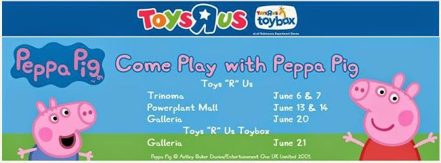 Clever brain farts peppa pig meet and greet philippines for kids clever brain farts peppa pig meet and greet philippines stopboris Gallery