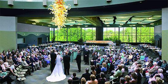 Wedding At Frederik Meijer Gardens Possibly