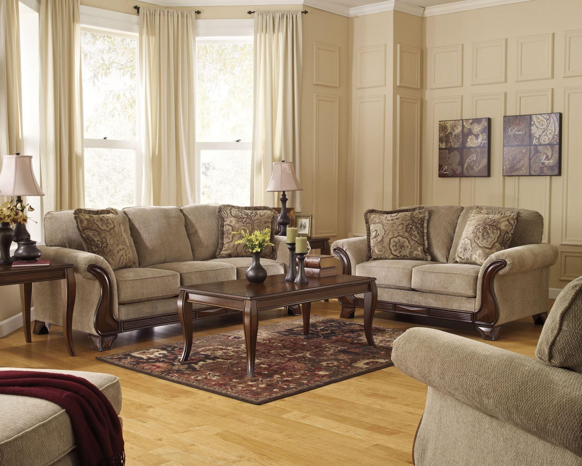 Lanett Living Room Set in Living room Pinterest Living