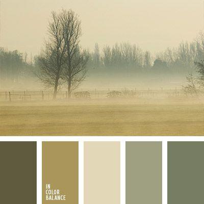 Cvetovaya Palitra 1072 Paleta De Color Verde Paleta De Colores Esquema De Colores