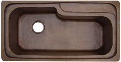 Photo of Custom drop-in copper tub