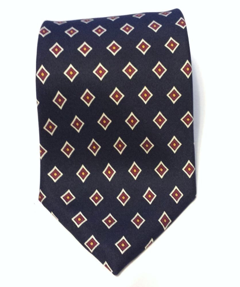 XMI FOR NORDSTROM 100% SILK  MEN'S TIE HAND MADE IN USA #XMI #NeckTie
