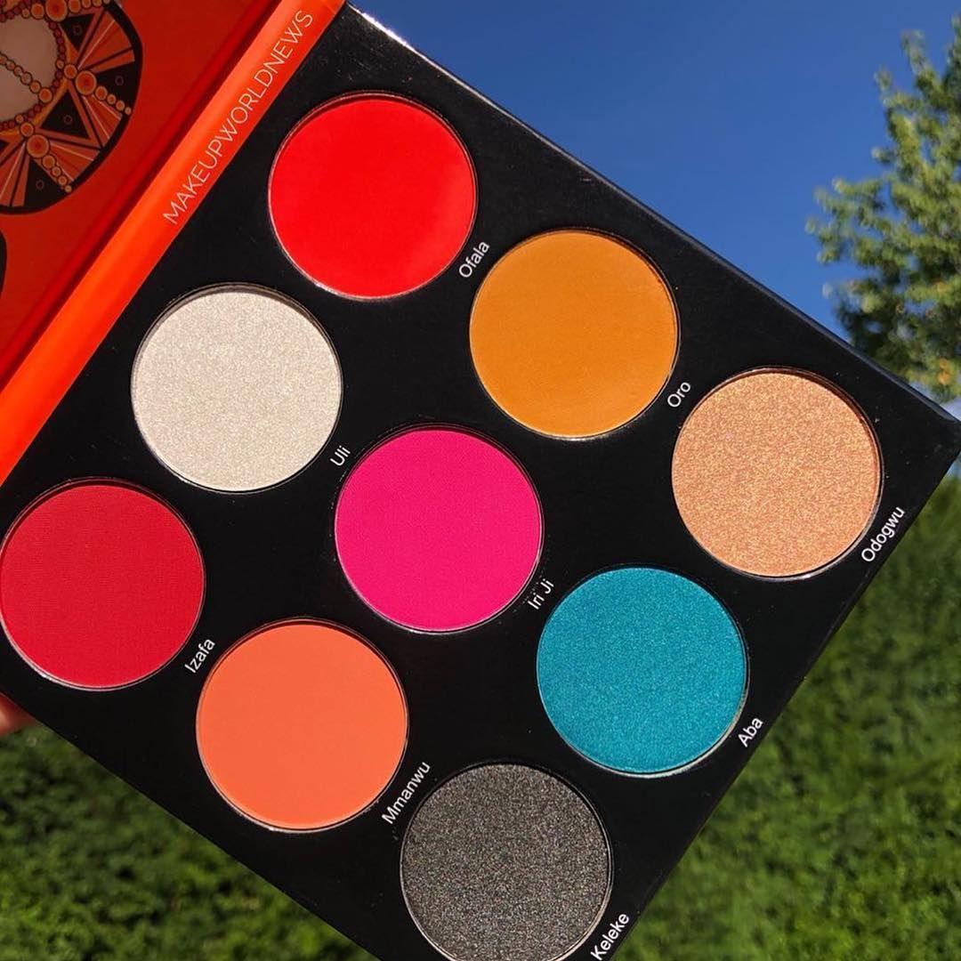 Festival Palette 😍😍 makeupworldnews Eyeshadow, Slay