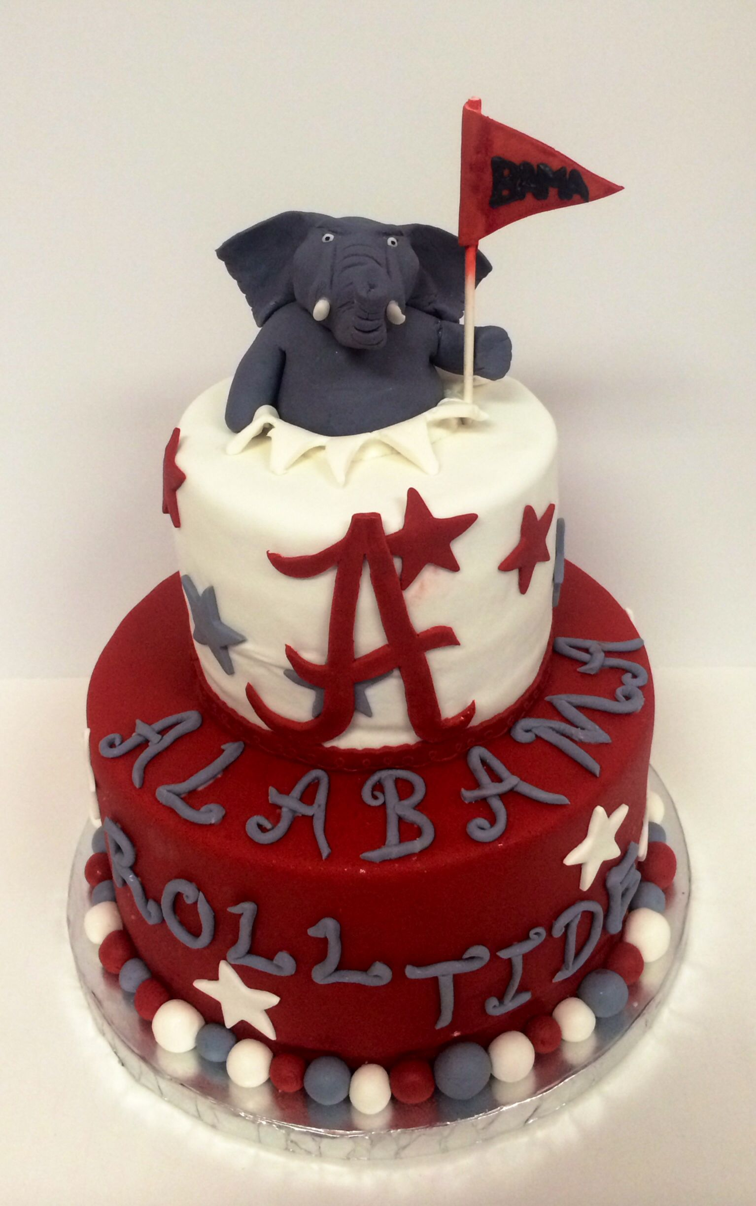 University of Alabama cake Cakes to make Pinterest Alabama