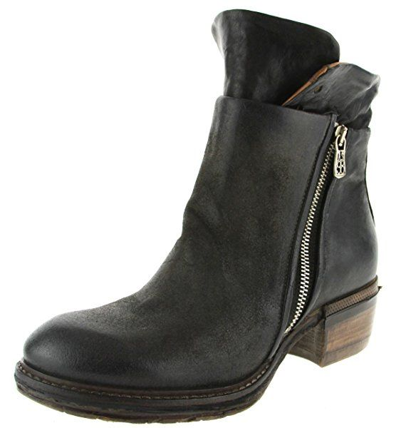 A.S.98 Stiefelette Corn 718225 101 Black 38 | shoes | Shoes