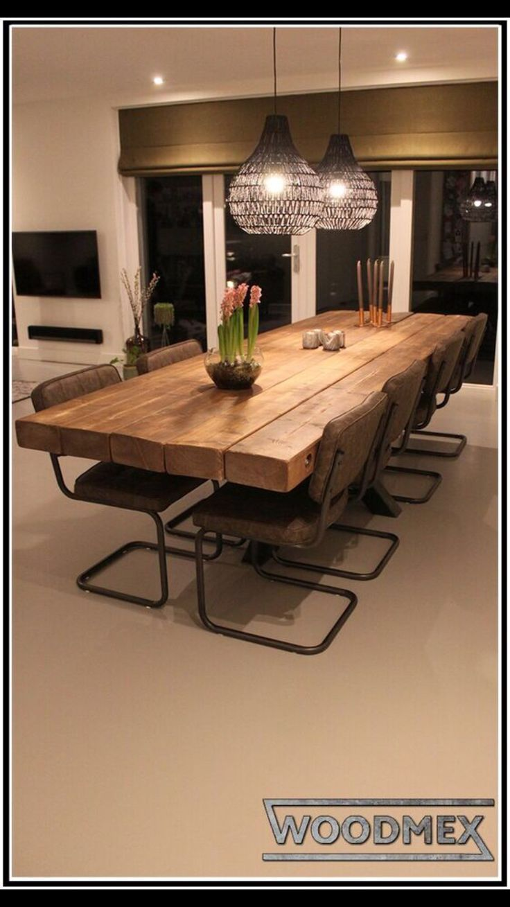 Photo of Jeffrey table made to measure and available in any size info @ w