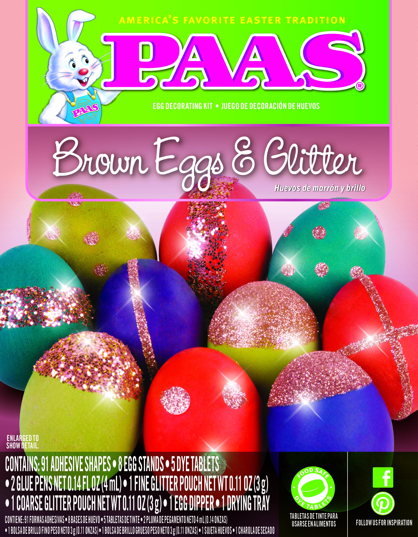 PAAS NEON Easter Egg Dye Decorating Kit