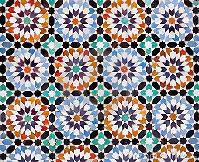 Marokkaanse Tegels Kopen : Marokkaanse zellige fes depot du maroc