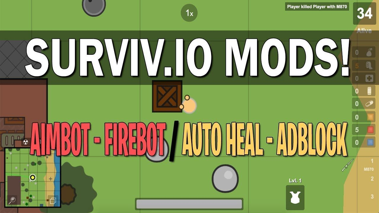 Surviv io Unblocked Servers – Why play on them | io games