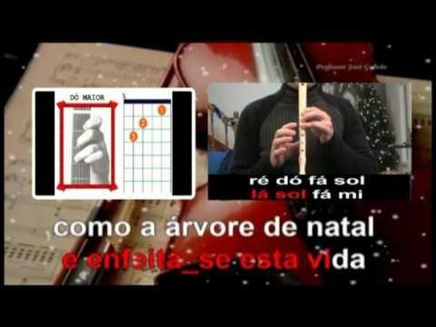 Natal na minha escola - Com Voz - Letra e Música: Jose Galvao - YouTube