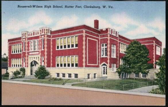 Roosevelt Wilson High School Clarksburg Photo Album Topix Clarksburg West Virginia Places To Visit