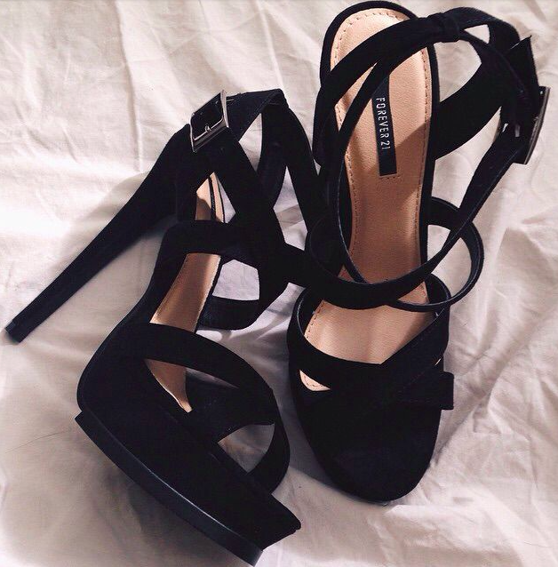 Katherine Pierce Masquerade Shoes