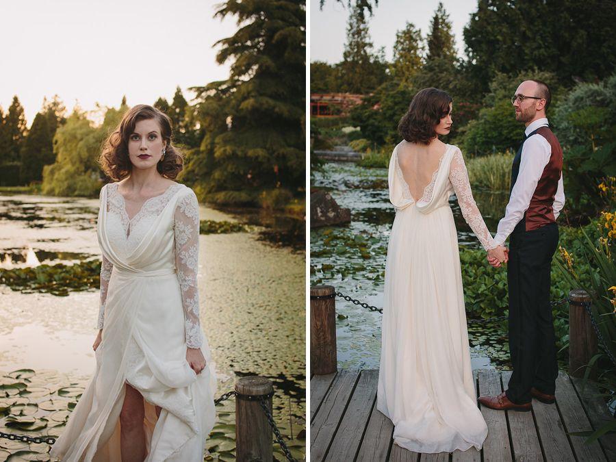 Van Dusen Garden Wedding // Vancouver WeddingTaryn Baxter