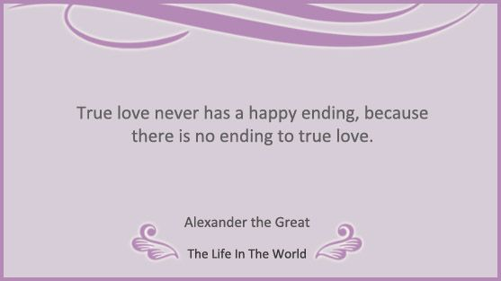 alexander the great relationships