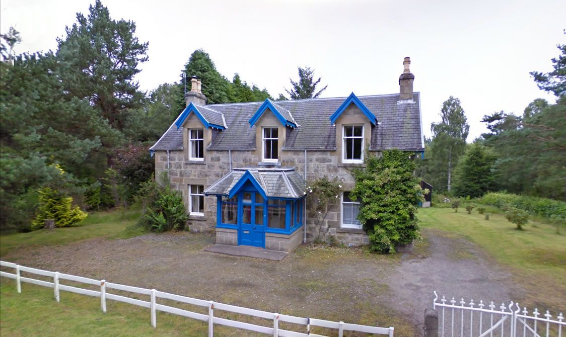 Traditional Scottish Houses   Accommodation for eight ...