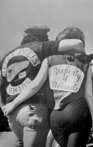 Property of Nomads - Hells Angel | Colors, Cuts, Rags, Patches & CH