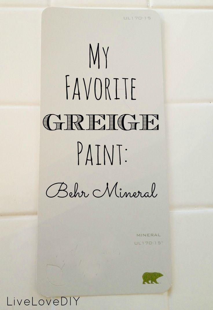 Perfect greige vs revere pewter benjamin moore popular - Behr vs sherwin williams interior paint ...