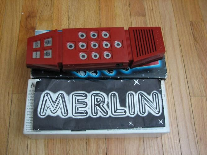 Merlin #retro #video #game