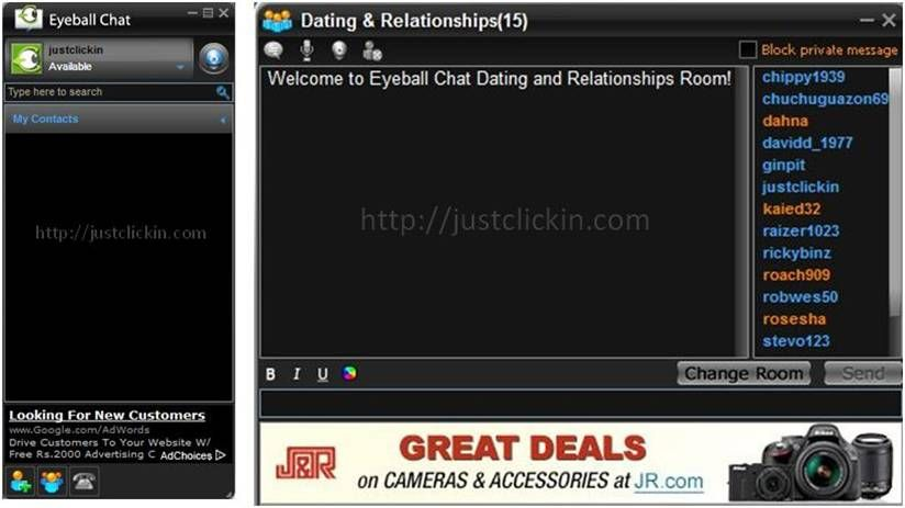 Great chat rooms