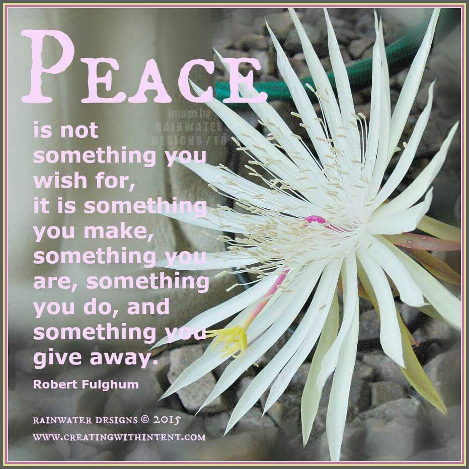 Pin by francine vigil on peace quotes pinterest peace