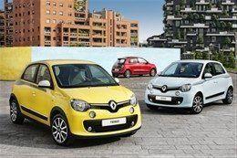 Il Panorama Dell Auto Renault Twingo La Gamma Della Nuova Renault