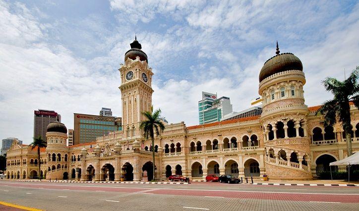 Struktur Beberapa Bangunan Dan Binaan Bersejarah Di Malaysia Ferry Building San Francisco Kuala Lumpur Malaysia