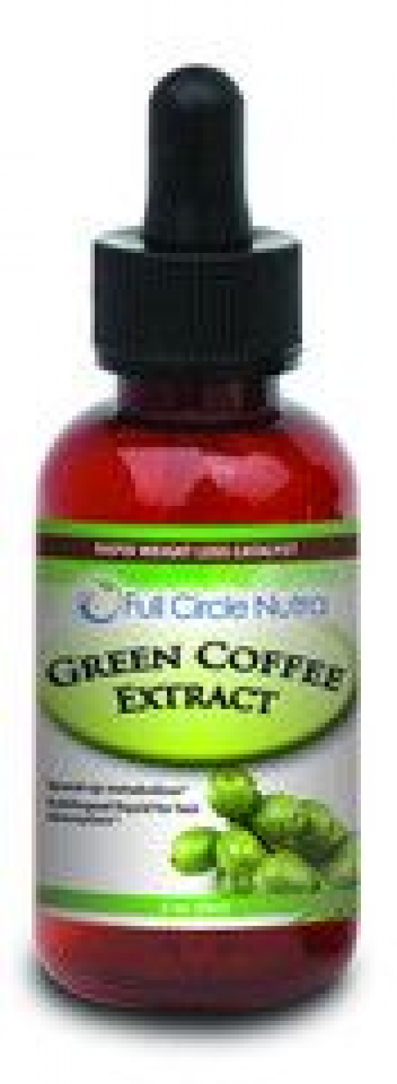 Dr Oz talks about this stuff all the time green coffee