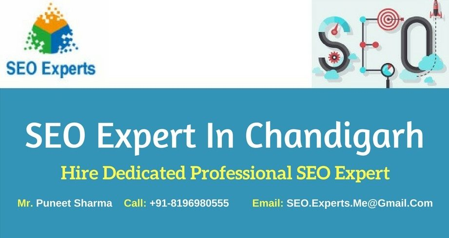 SEO Expert In Chandigarh Puneet Sharma SEO-SMO Expert offering professional SEO-SMO Services In Chandigarh, Panchkula, Mohali, Punjab, India's region. Apart from this I also outsource projects from…