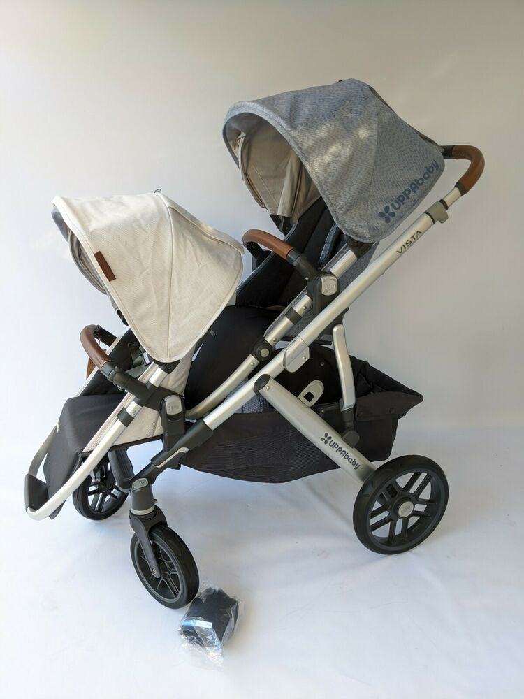 Uppababy vista double stroller UPPAbaby in 2020