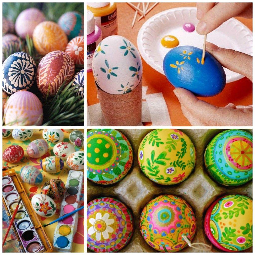decorar huevos de pascua | pascua | Pinterest | Easter, Rock ...