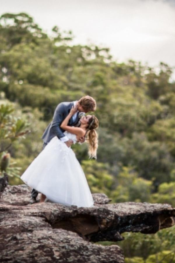 Rebecca Breeds Becebreeds On Twitter Luke Mitchell Woodland Wedding