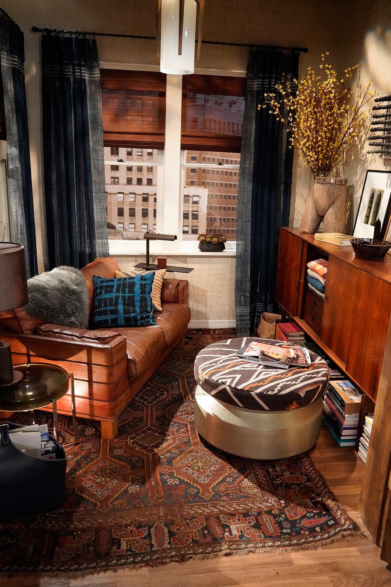 Tv Set Interior Design Nbc S Will