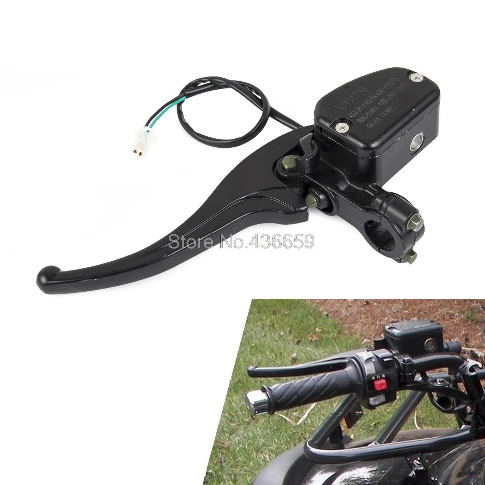 Front Left Brake master cylinder lever For Polaris Magnum 325 330 500 2X4 4X4