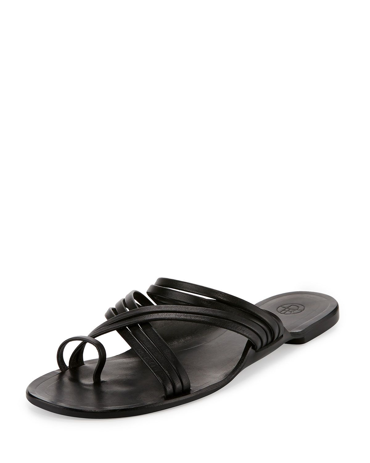 50e188656211 THE ROW Cannes Strappy Flat Sandal