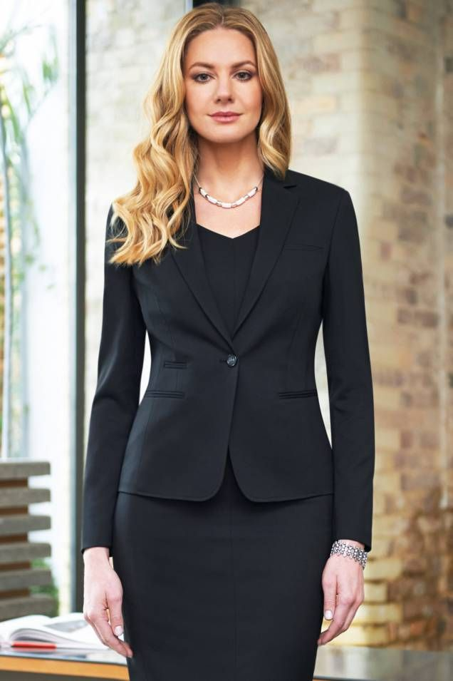Careful Women Office Suit Jackets Coat Slim Short Design Long Sleeve Ladies Blazer Girls Work Wear Jacket Clothing Wine Gray Blue Suits & Sets