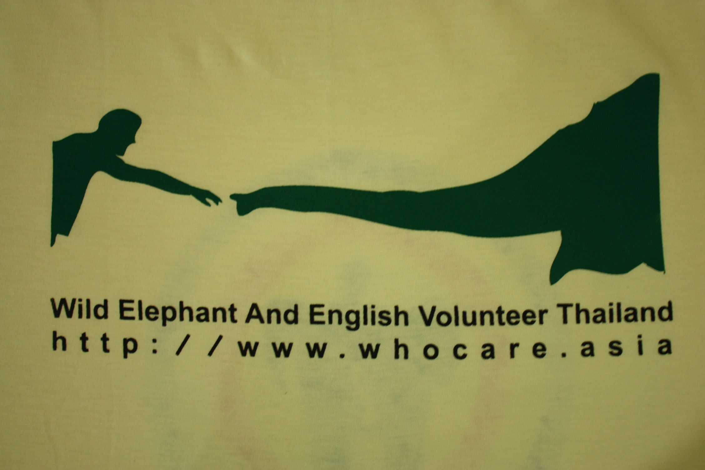 whocare T shirt design