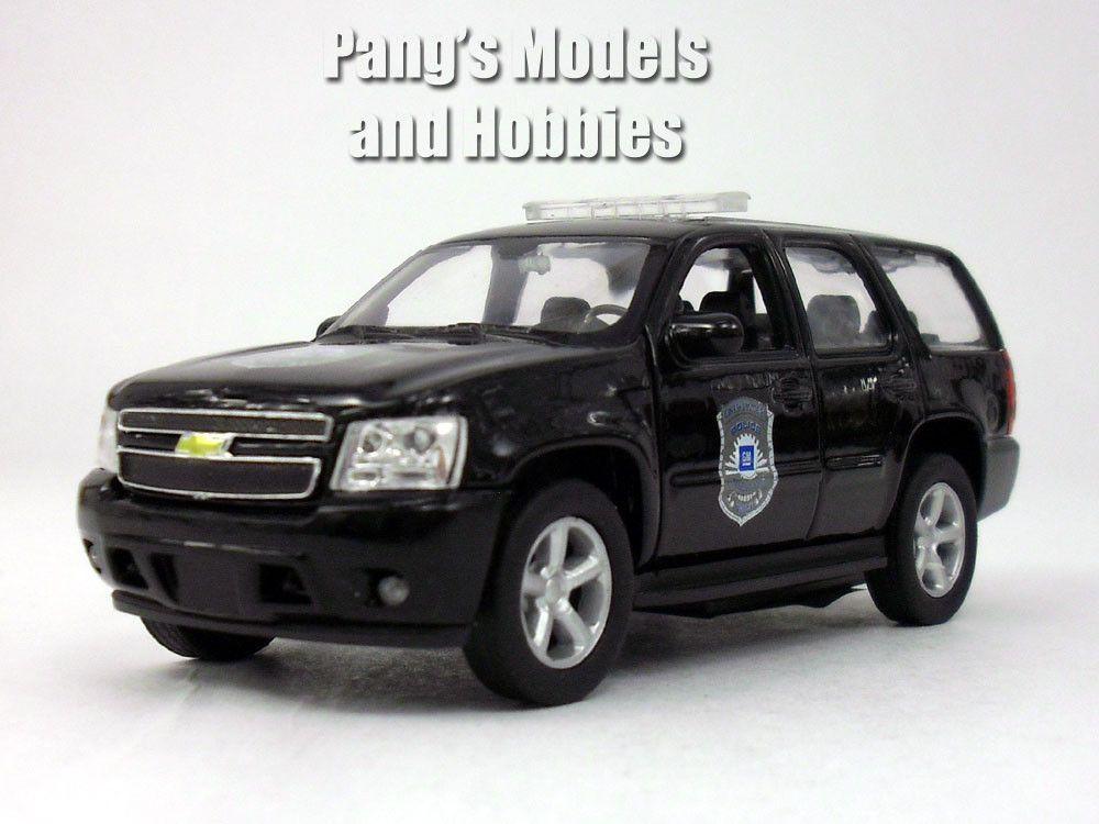 Black patrol models