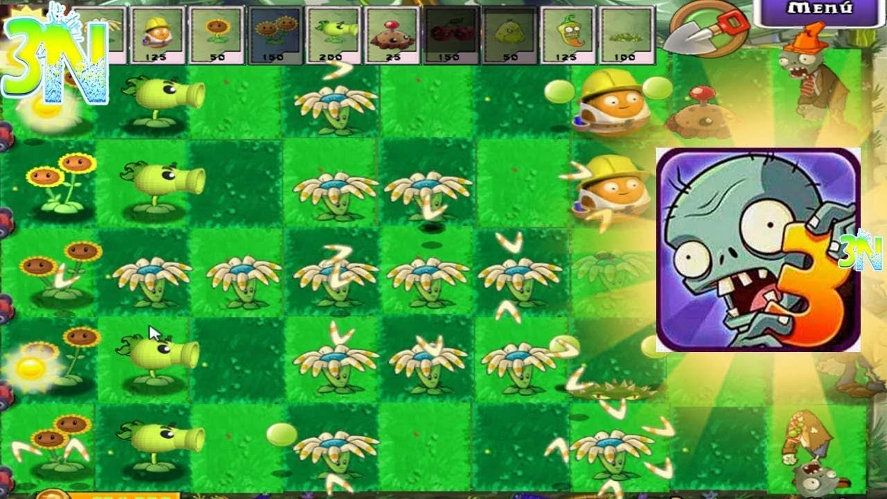 Pin En Plants Vs Zombies 2