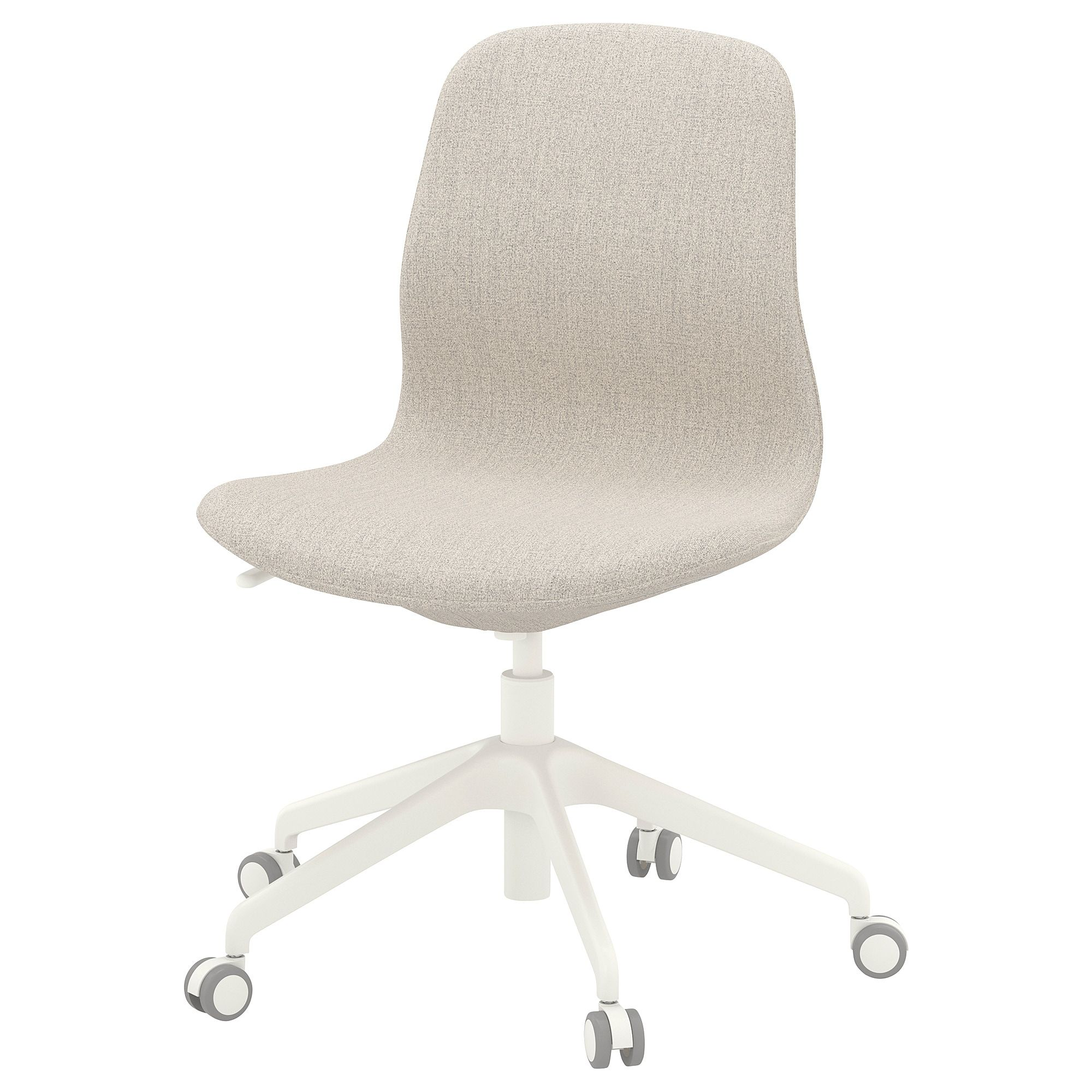 Langfjall Office Chair Gunnared Light Green White Ikea Office Chair Ergonomic Office Chair Used Office Chairs