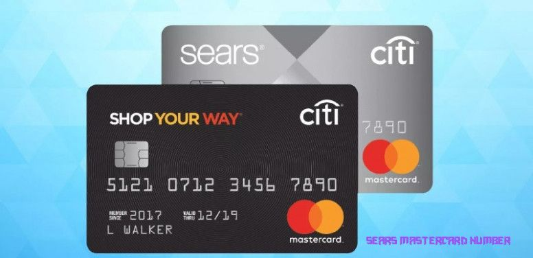 13 Sears Mastercard Number Tips You Need To Learn Now  sears