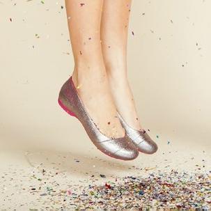 crocks gianna glitter flat for xmas 2013