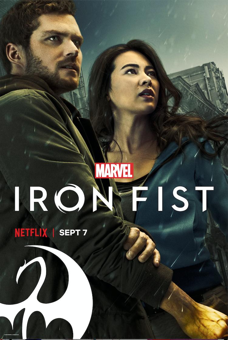 Iron Fist Saison 1 : saison, Marvel