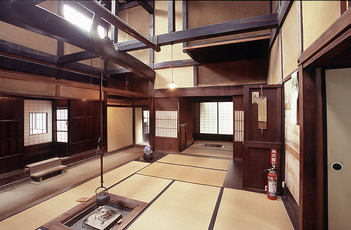 The Matsumoto House A 19th Century Merchant S Residence In