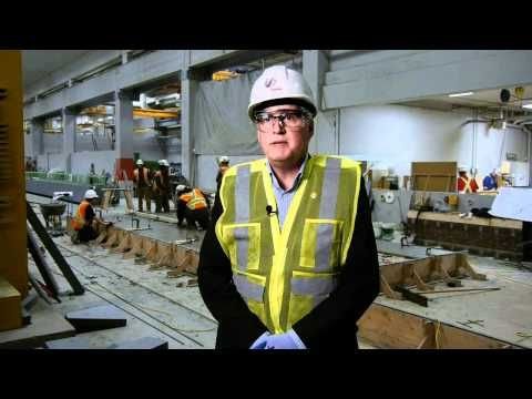 Learn about the manufacturing method of precast concrete panels - building engineer job description