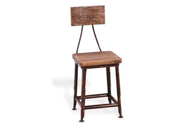 78 Best Images About Kitchen On Pinterest | Miss Mustard Seeds .  Metal Kitchen Chairs