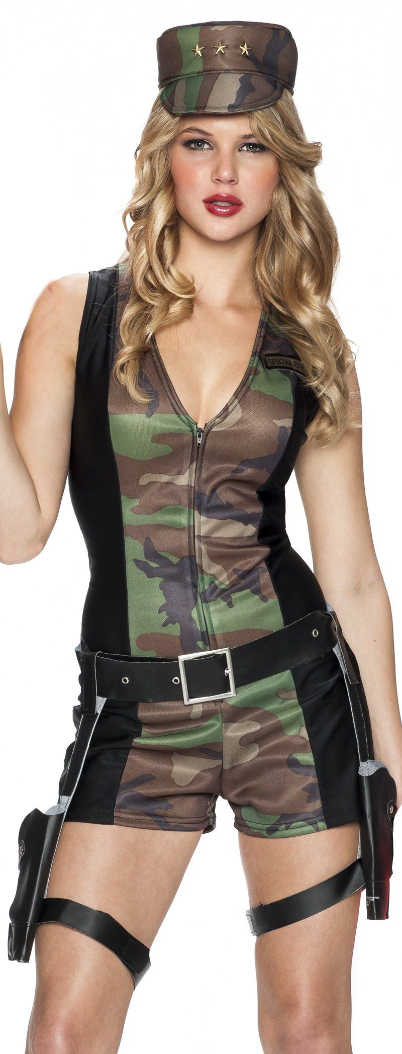 Delicious Special Ops Costume Camo Small ** For more