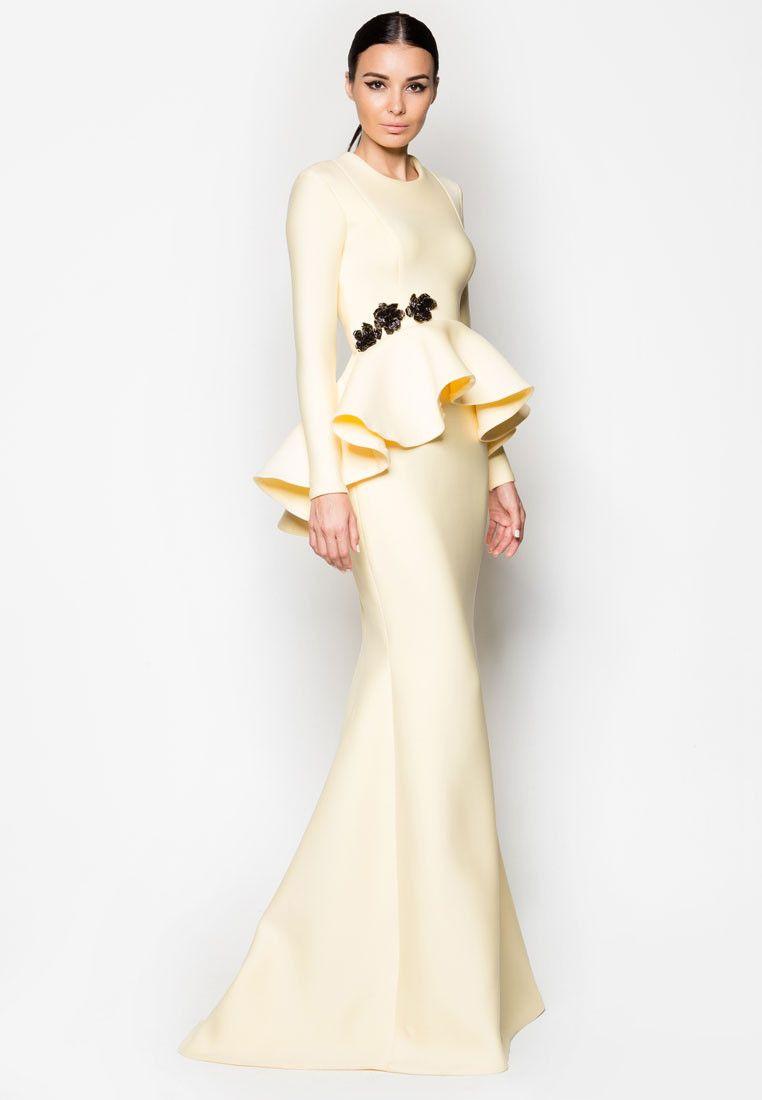 Woo/Fiziwoo for Zalora: Kiara Baju Kurung. Would love to tailor ...