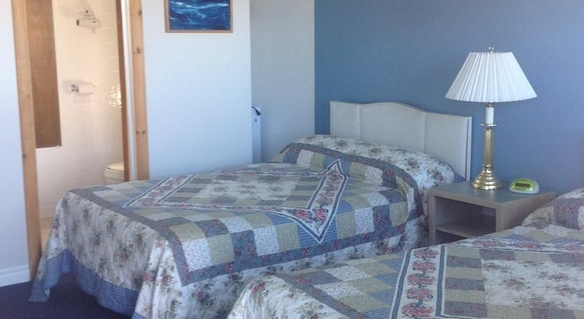 Booking.com: Hôtel-Motel Rocher Percé B&B - Percé, Canada