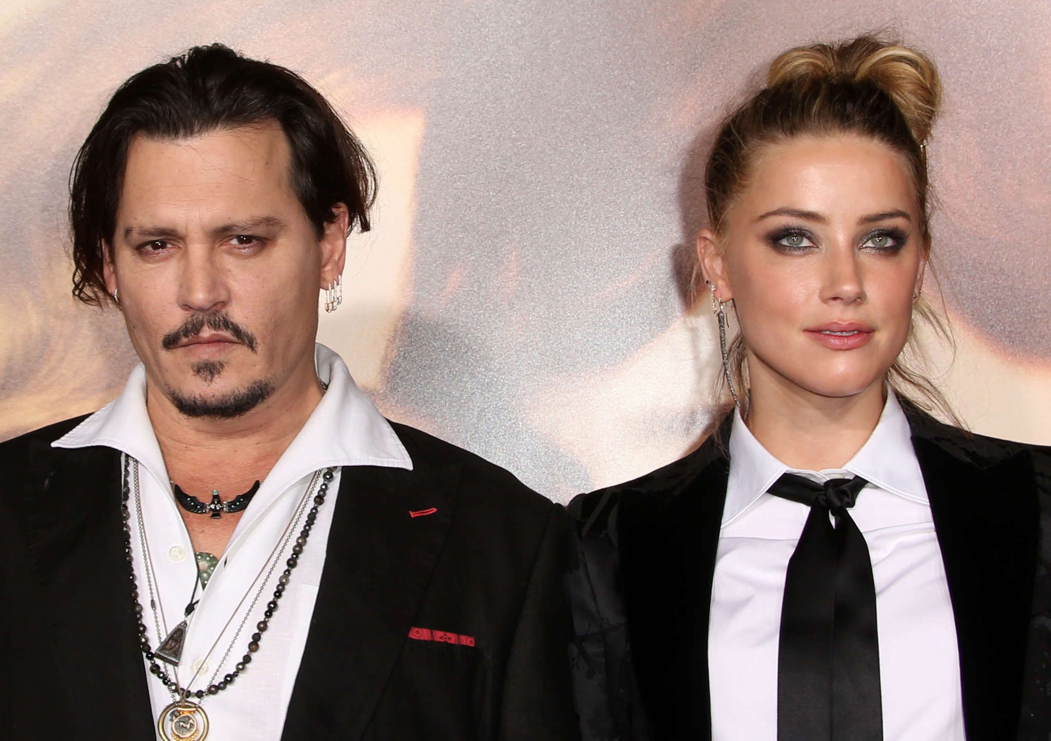 Johnny Depp Denies He Assaulted Amber Heard For Making Fun Of His Wino Forever Tattoo Amber Heard Johnny Depp Johnny Depp And Amber