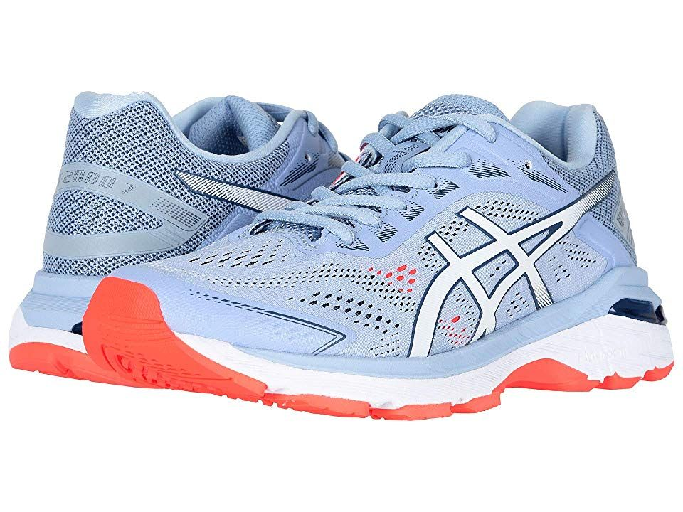 Asics Gt 2000 R 7 Women S Running Shoes Mist White Products In